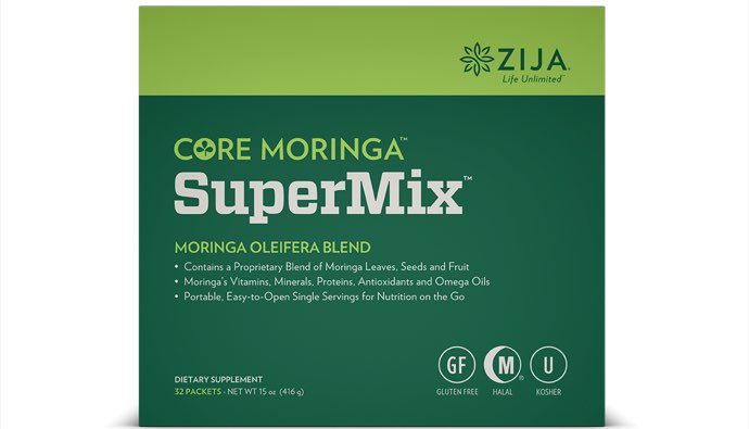 Core Moringa Supermix